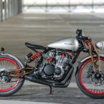 Suzuki gs550 cafe racer / boardtracker