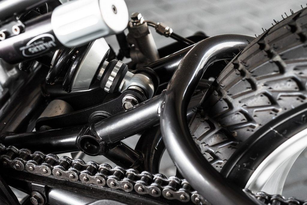Honda Cbr600 F2 Cafe Racer Wimoto