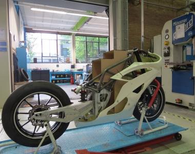 Nova Electric Racing TU Delft